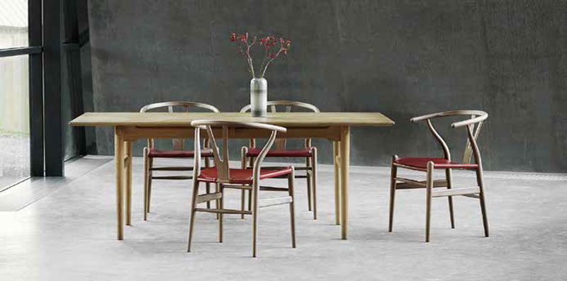 Previously Unseen Variant of the Wishbone Chair to Mark Wegner's 105th Anniversary 2