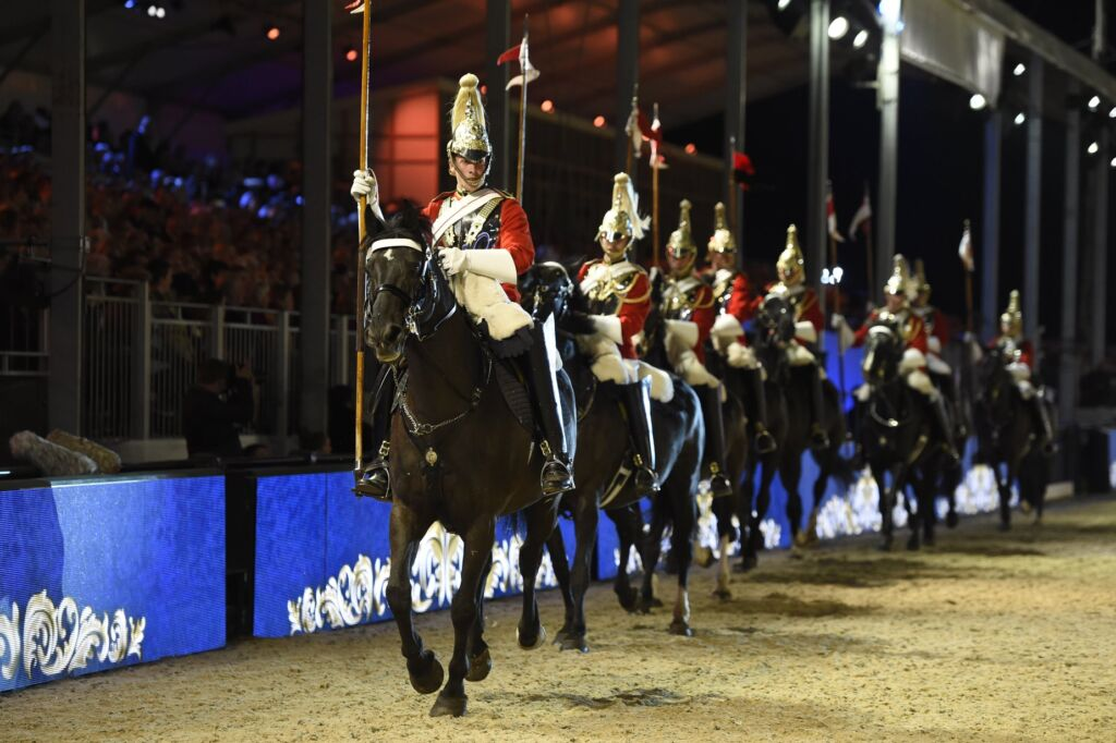 The Pageant at Royal Windsor Horse Show