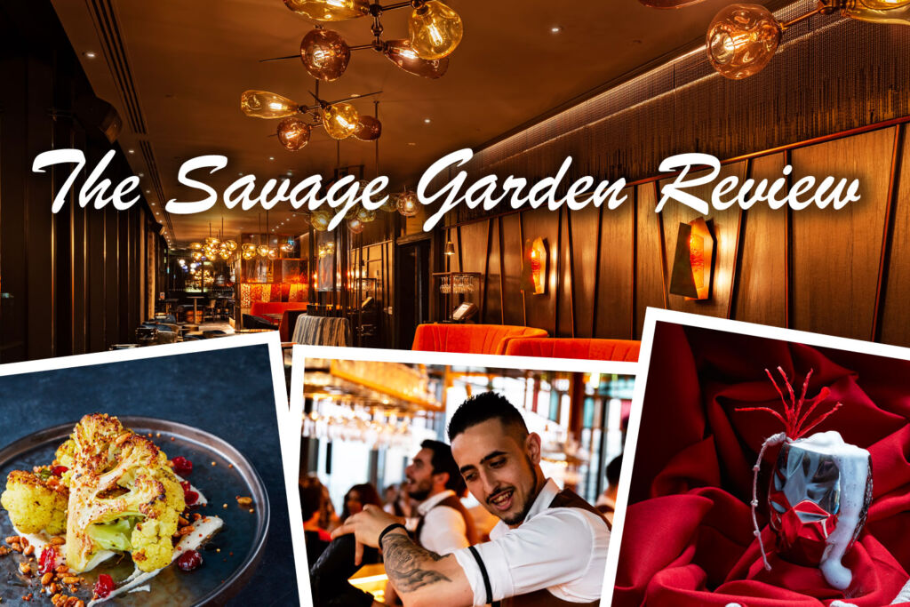 Review of Savage Garden, London's Wildest Rooftop Bar