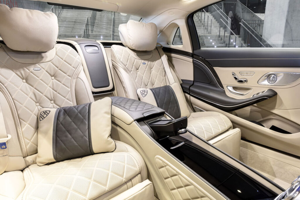 Ten Of The Most Comfortable Real-World Luxury Cars of 2019 2