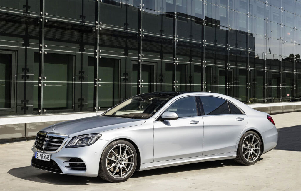Ten Of The Most Comfortable Real-World Luxury Cars of 2019 3