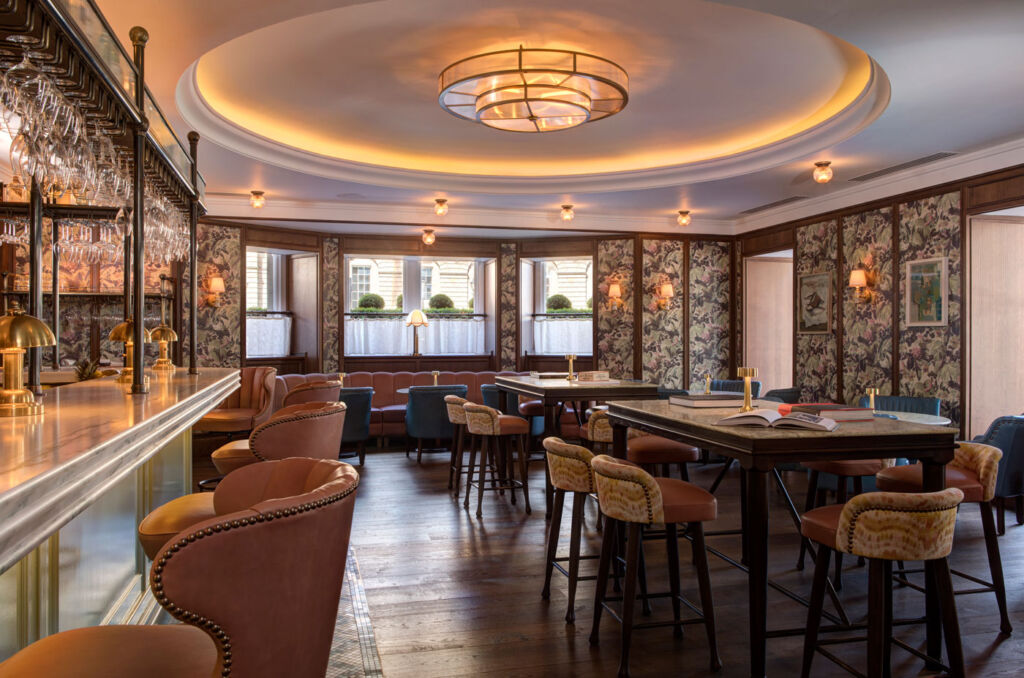 Luxurious Magazine Review of The Balmoral Hotel, Edinburgh, Scotland 7