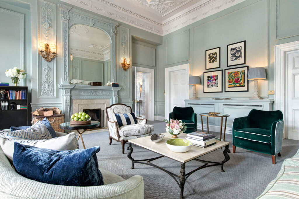 Luxurious Magazine Review of The Balmoral Hotel, Edinburgh, Scotland 10