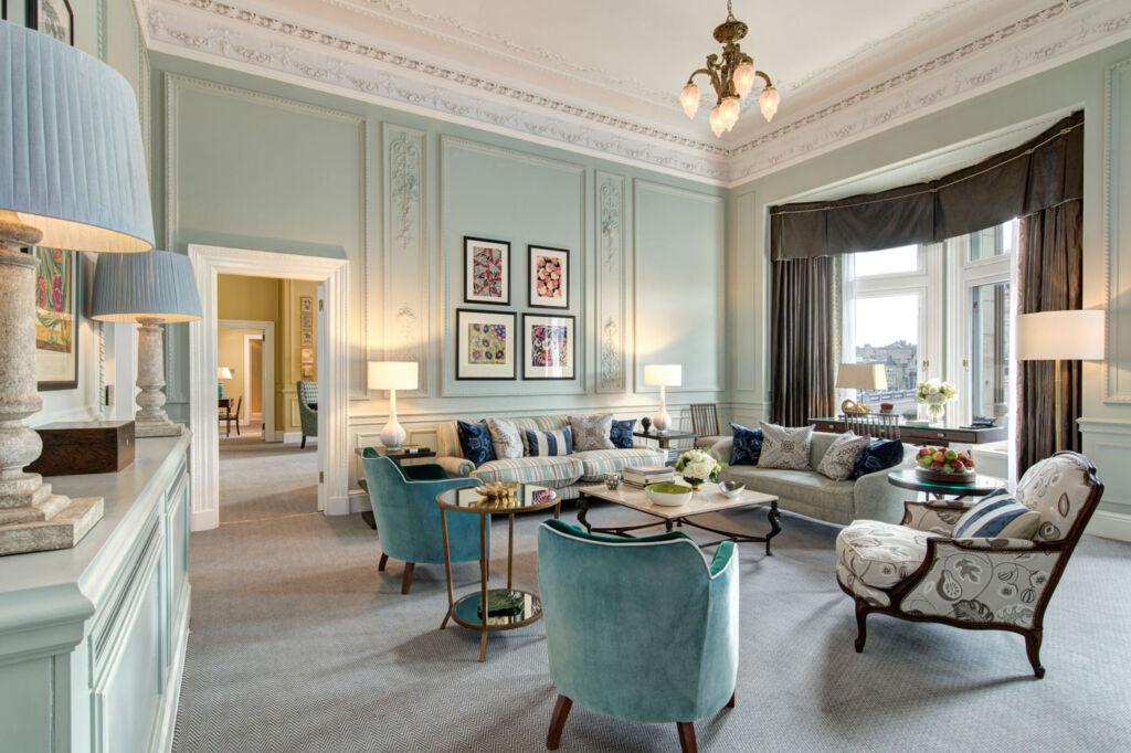 Luxurious Magazine Review of The Balmoral Hotel, Edinburgh, Scotland 12