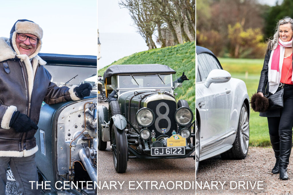The Bentley Drivers' Club Centenary Extraordinary Drive