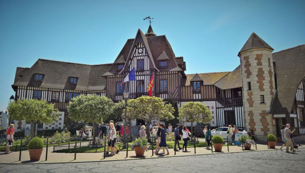 A Weekend Stay at the Hôtel Barrière l'Hôtel du Golf, Deauville, Normandy 6