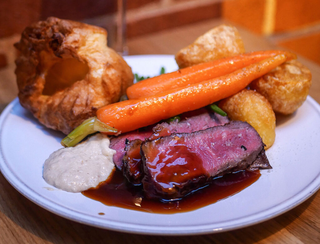 Skipping Along To Galvin HOP For A Sunday Roast 2