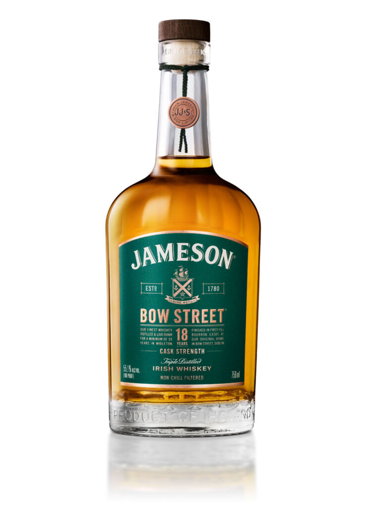Jameson Unveils Second Batch Of Bow Street 18 Years Cask Strength Whiskey 3