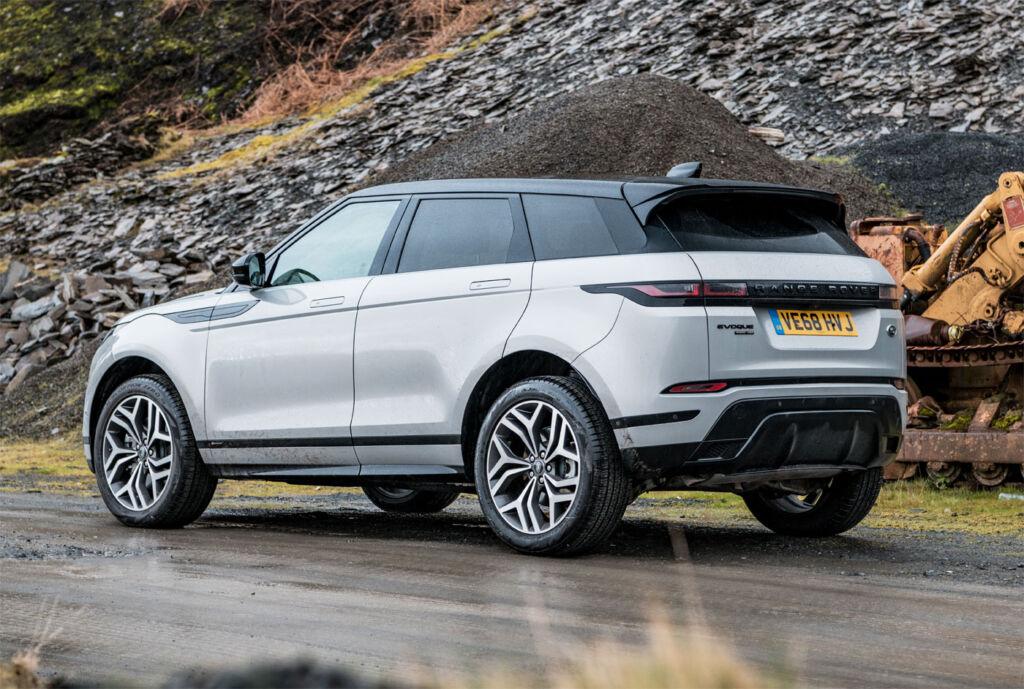 Luxurious Magazine Road Test: The New Range Rover Evoque 6