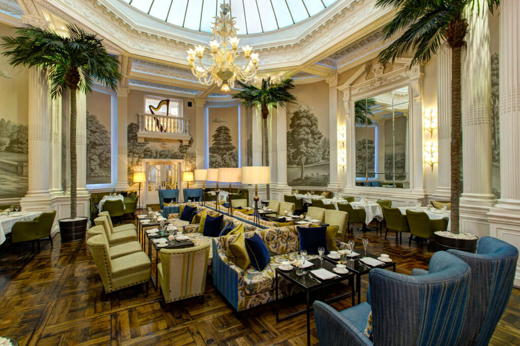 The Palm Court at the Balmoral