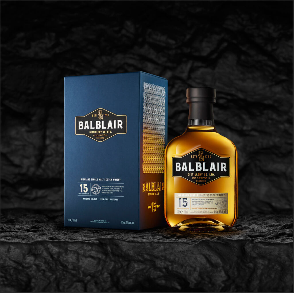 Father's Day Gift Idea: Balblair Age-Statement Whisky Collection 9