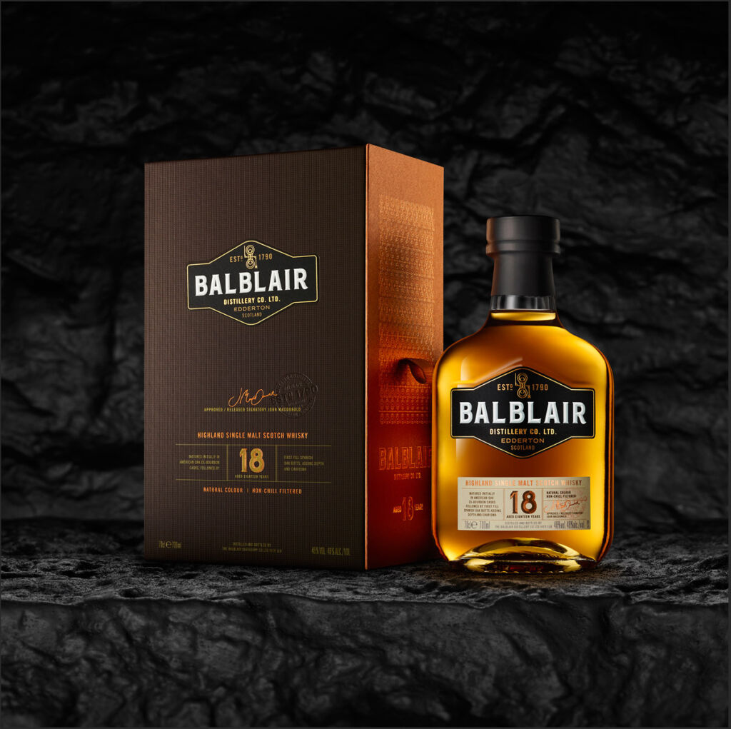 Father's Day Gift Idea: Balblair Age-Statement Whisky Collection 10