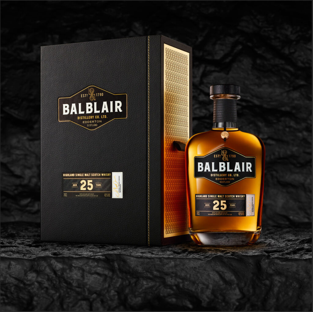 Father's Day Gift Idea: Balblair Age-Statement Whisky Collection 11