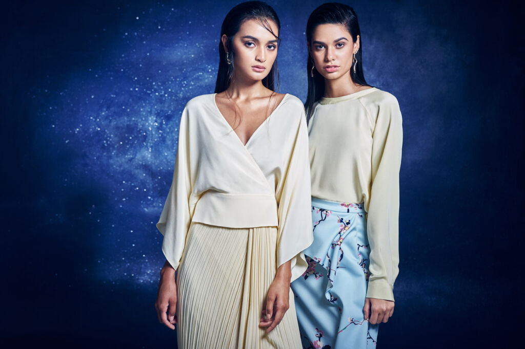 Night Blossoms – Alia Bastamam's Raya 2019 Collection 6