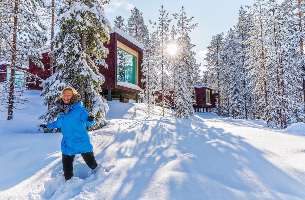 Finnish Lapland Adventure - 5-Day Safari to Yllas, Levi and Rovaniemi 7