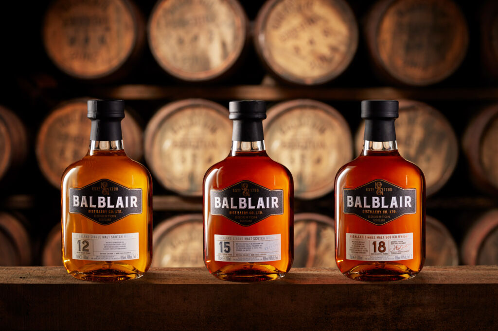Father's Day Gift Idea: Balblair Age-Statement Whisky Collection 12