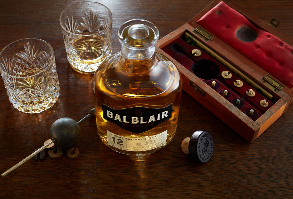 Father's Day Gift Idea: Balblair Age-Statement Whisky Collection 16