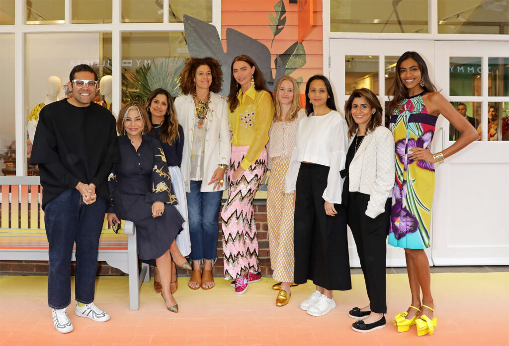 A Truly Unique Indian Fashion Pop-Up Store Opens At Bicester Village