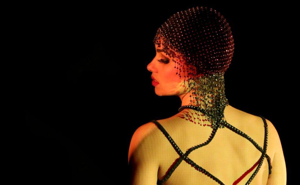Viktoria Modesta Becomes The Bionic Showgirl at Crazy Horse Paris 6