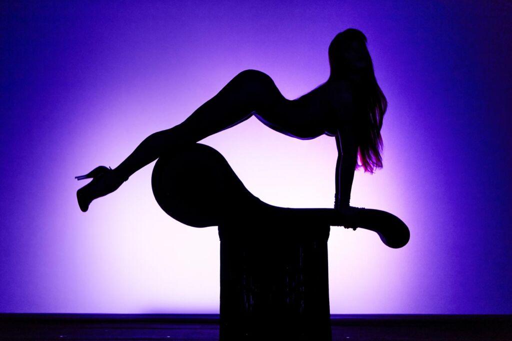 Viktoria Modesta is the New Bionic Showgirl at Crazy Horse Paris