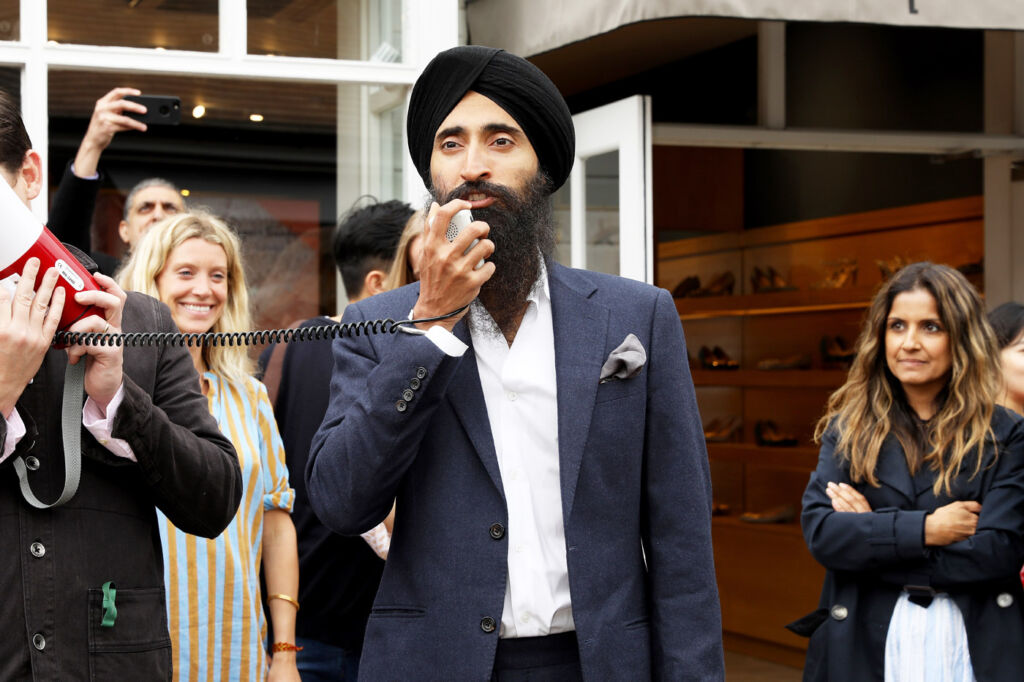 A Truly Unique Indian Fashion Pop-Up Store Opens At Bicester Village 6