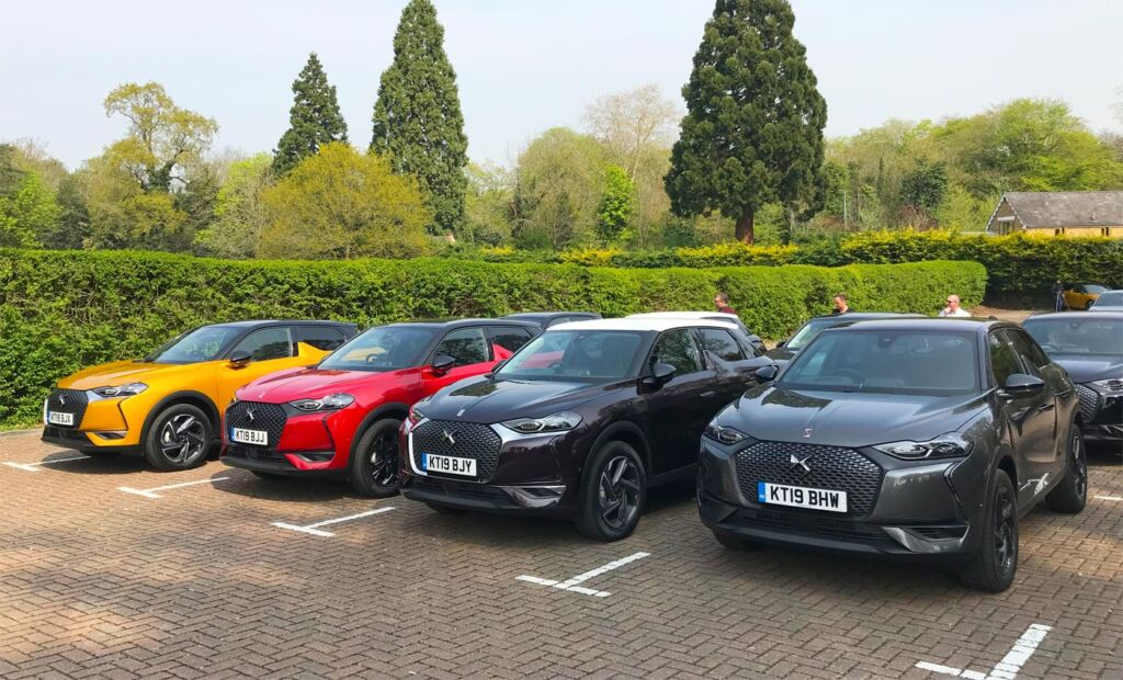 DS 3 Crossback Road Test at the Chihuly At Kew Exhibition 4