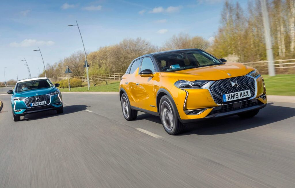 DS 3 Crossback Road Test at the Chihuly At Kew Exhibition 8