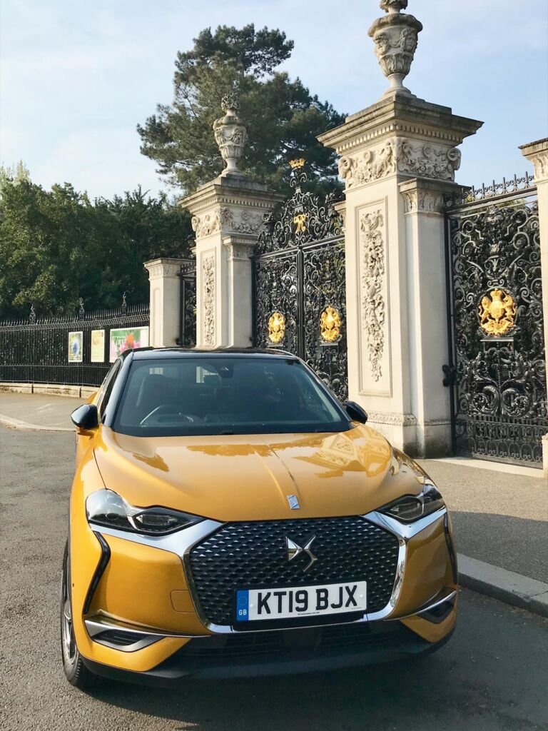 DS 3 Crossback Road Test at the Chihuly At Kew Exhibition 12