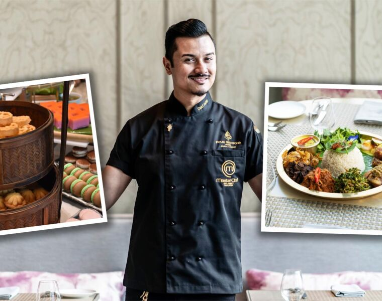 A Celebration of Regional Cuisine at the Four Seasons Kuala Lumpur 9