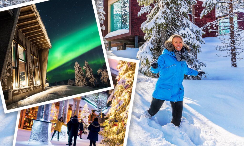 Finnish Lapland Adventure