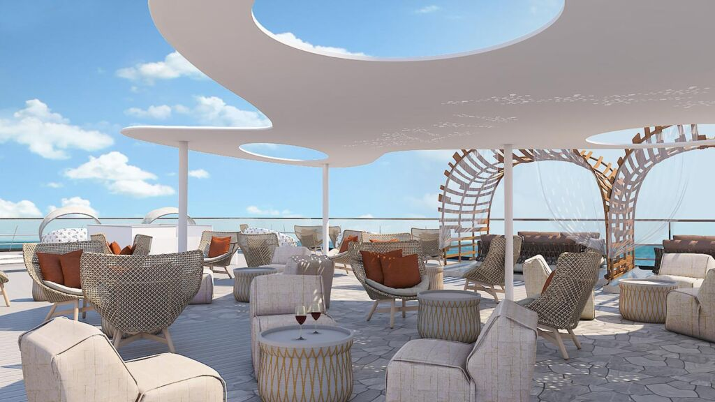The Glamour Of Glamping At Sea Aboard Celebrity Flora 5