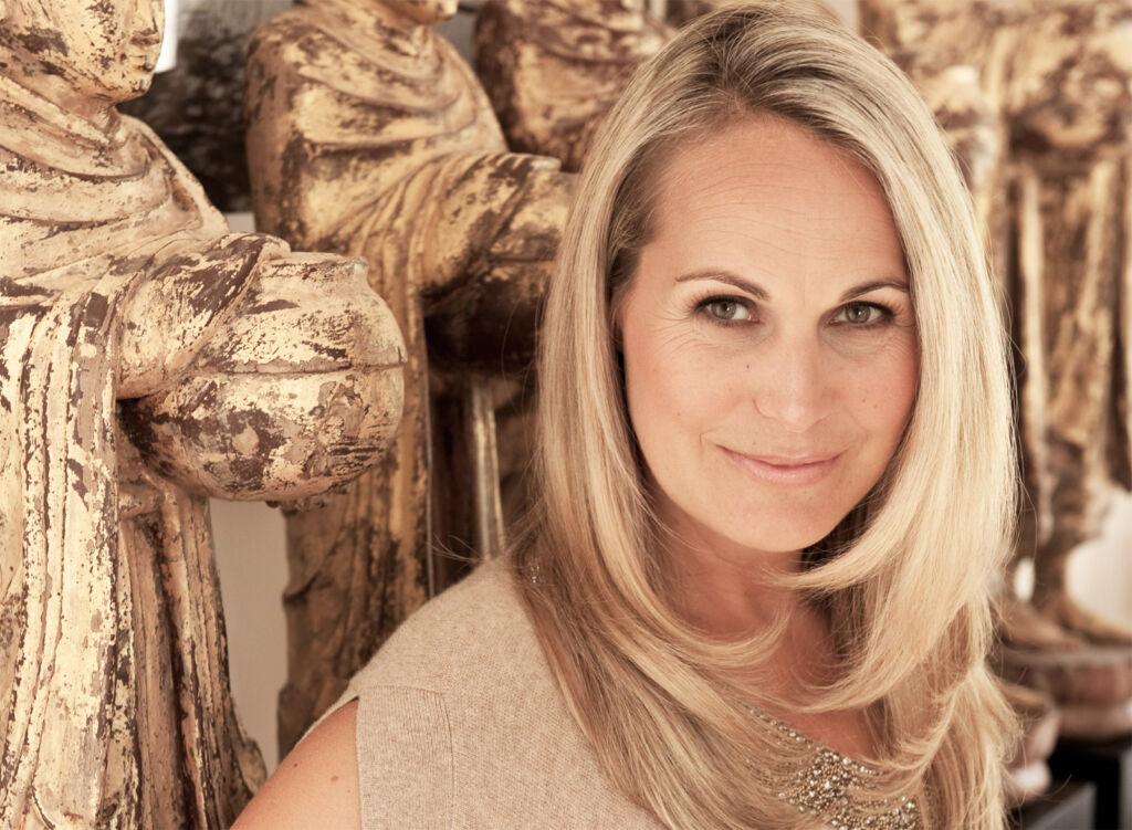 Interior Designer Katharine Pooley