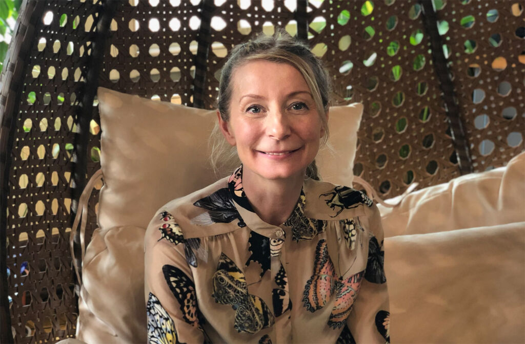 In Conversation With Jo Chidley
