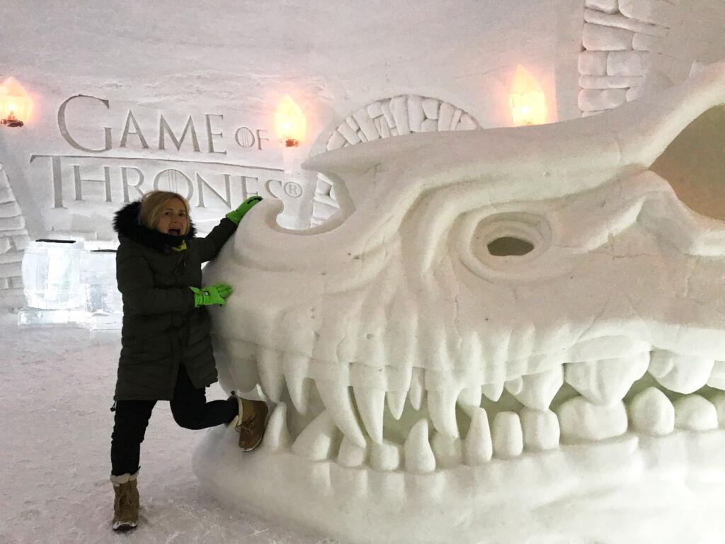 Lapland Hotels Snow Village
