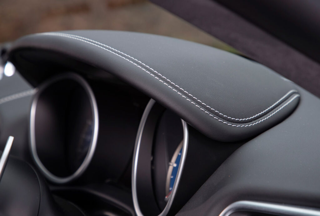 Maserati Ghibli Diesel GranLusso Test Drive and Review 8