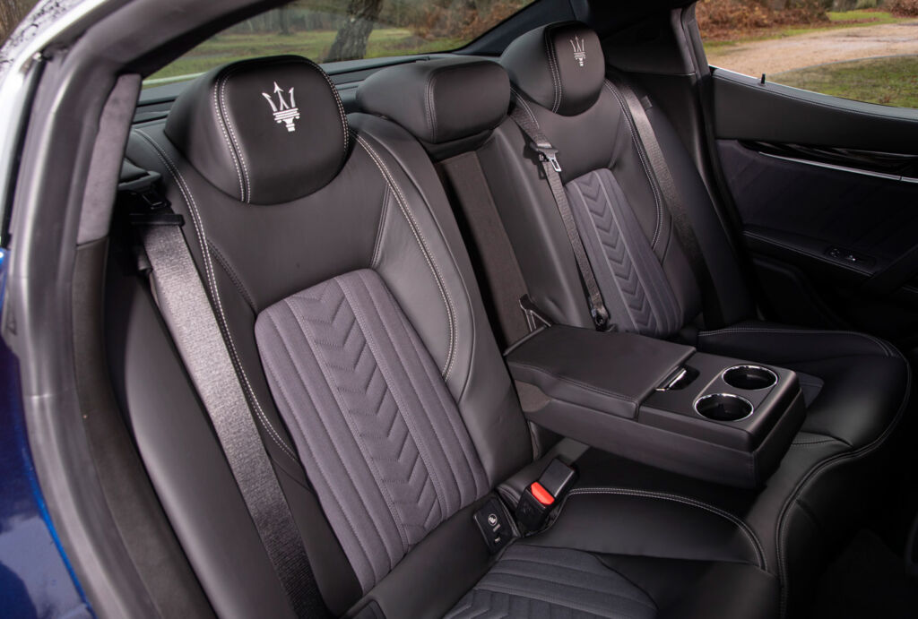 Maserati Ghibli Diesel GranLusso Test Drive and Review 9