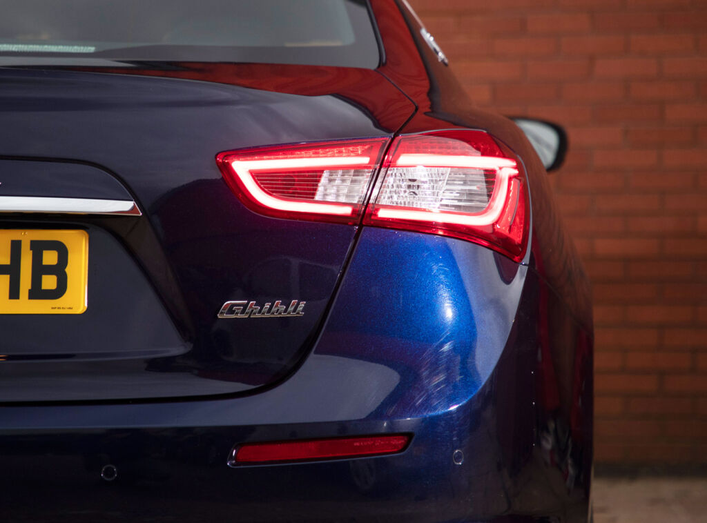 Maserati Ghibli Diesel GranLusso Test Drive and Review 7