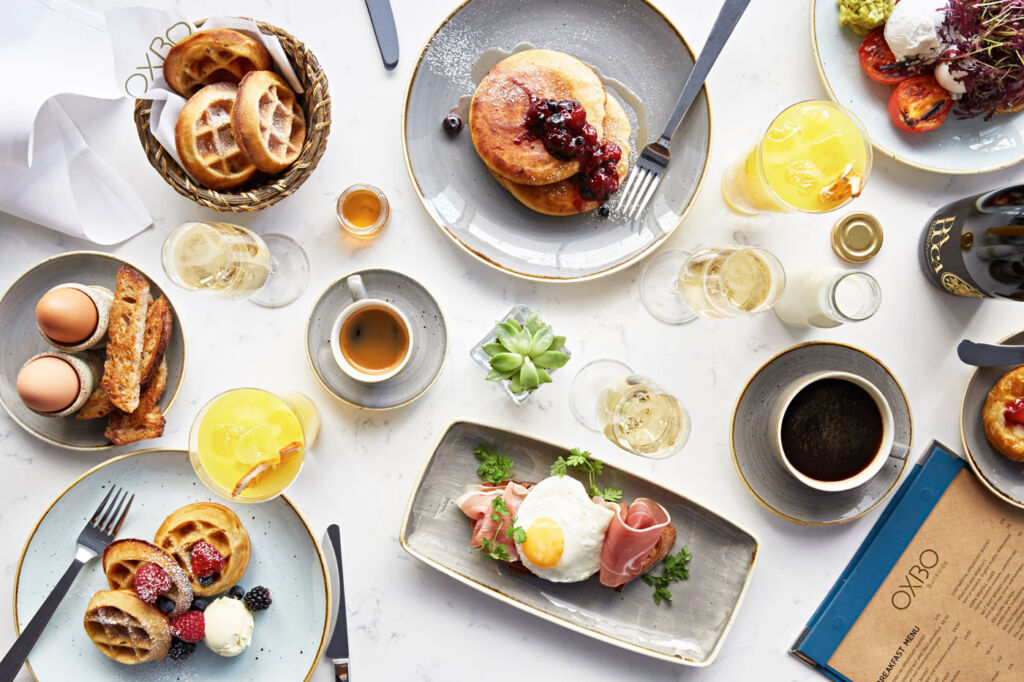 Bottomless Brunch At Oxbo Bankside