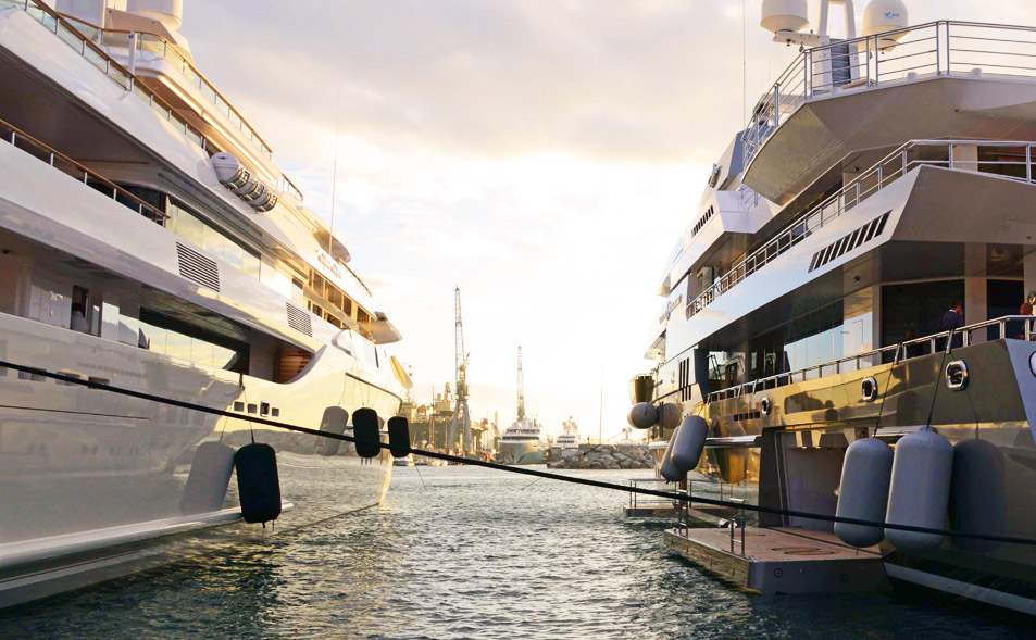 A Glimpse Into The Universe Of Heesen Yachts' Project Cosmos 4