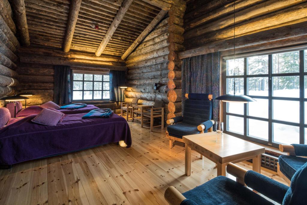 Luxury Lodge L7, Äkäslompolo, Lapland