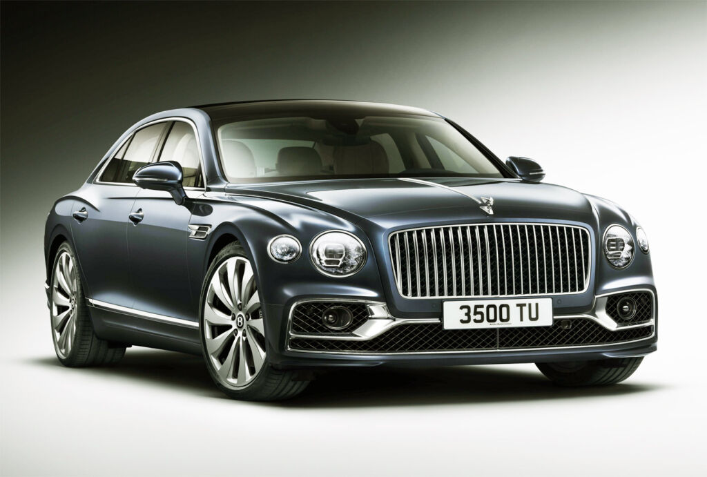 Bentley's All-New Flying Spur at Crewe and the Bentayga Speed at the Anglesey Circuit 4