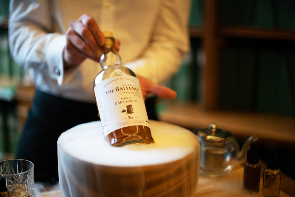The Balvenie - A Day of Dark Barley