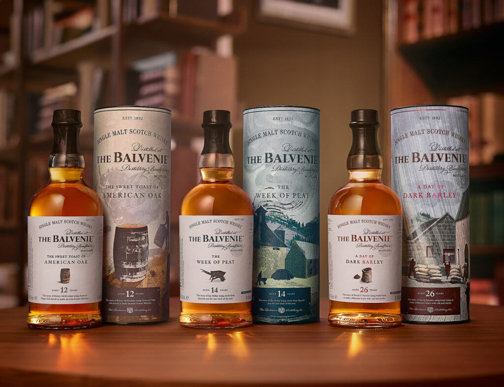 Balvenie Stories collection