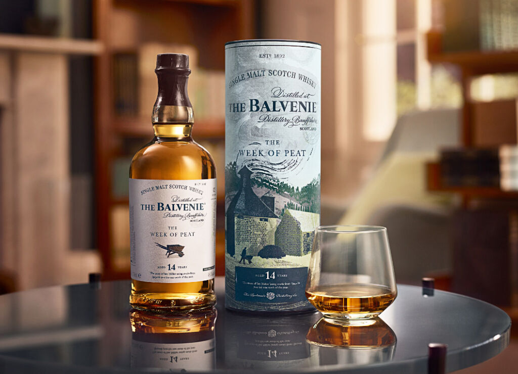 Balvenie The Week of Peat