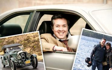 The Bentley Drivers Club Centenary Extraordinary Drive