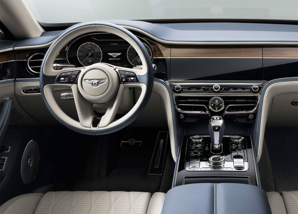 Bentley's All-New Flying Spur at Crewe and the Bentayga Speed at the Anglesey Circuit 6