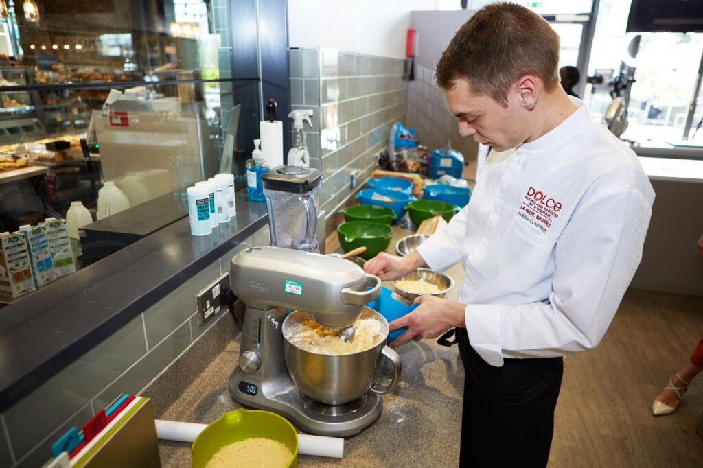 Chef Adrien Clauwaert