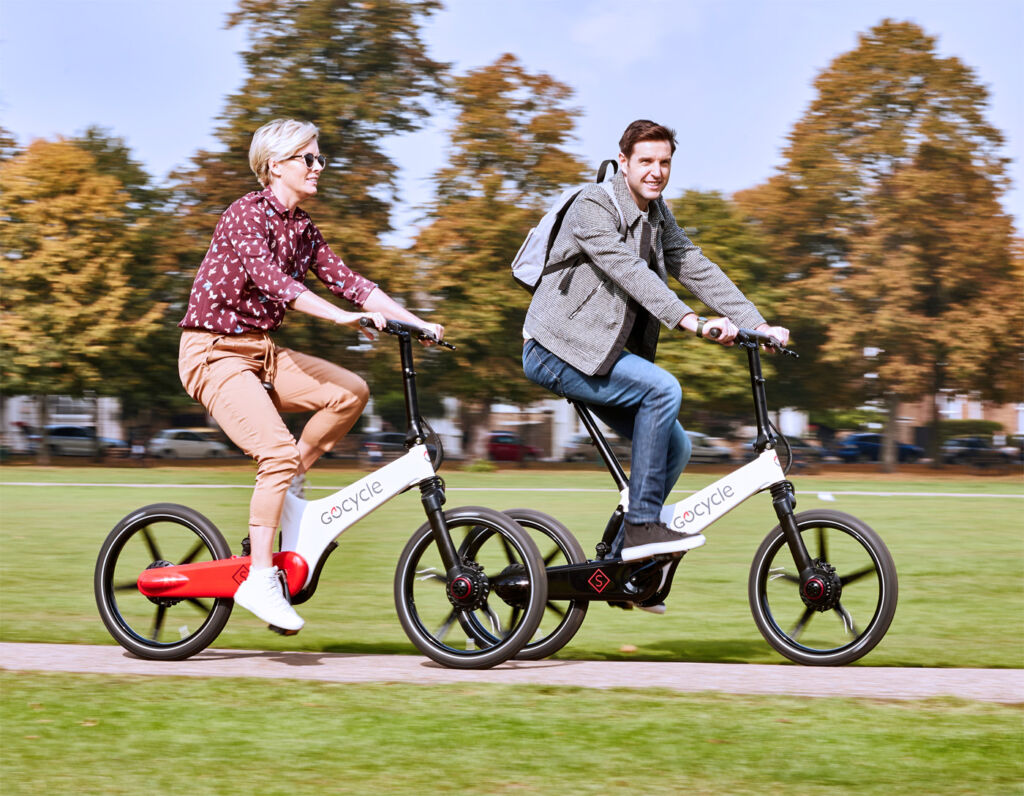 Luxurious Magazine Road Test: The Gocycle GS Electric Bike 8