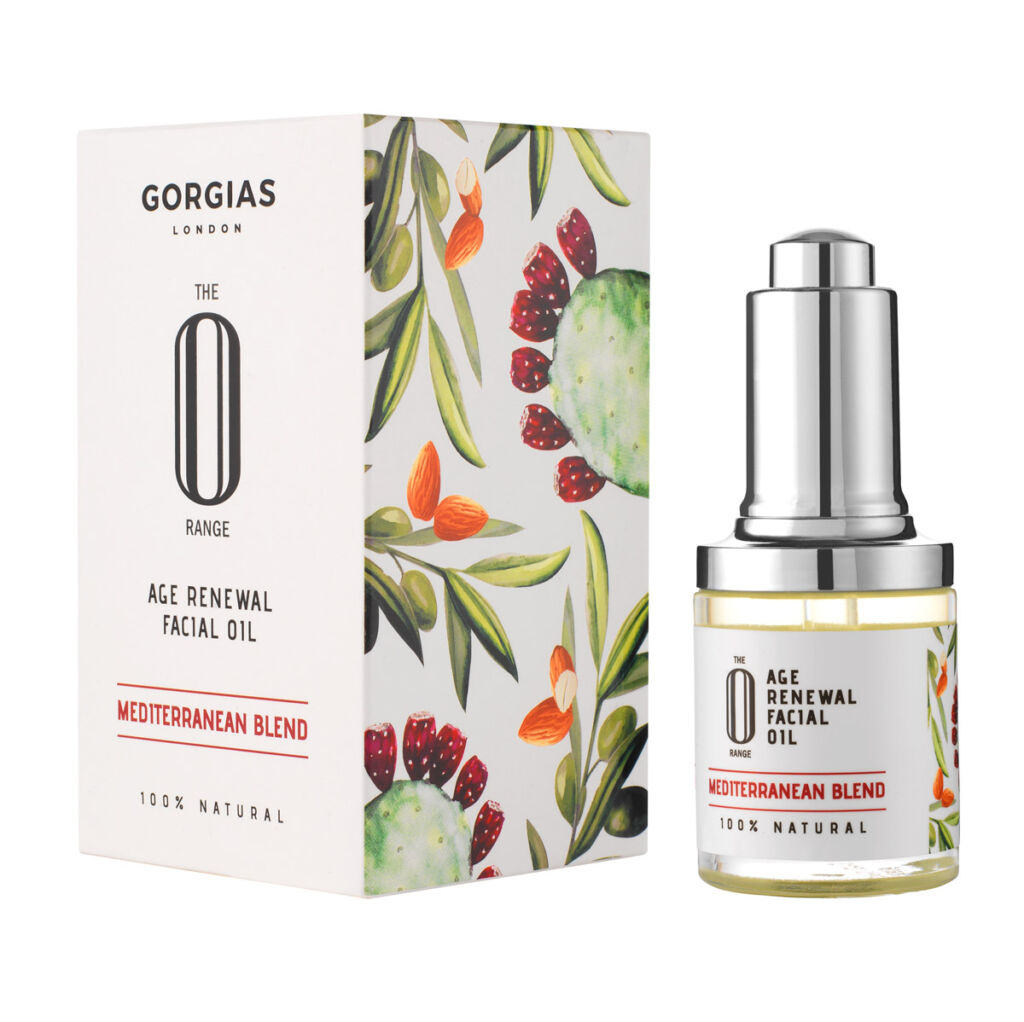 Your In-Flight Skin Saviour: Gorgias 100% Natural Facial Oils 4