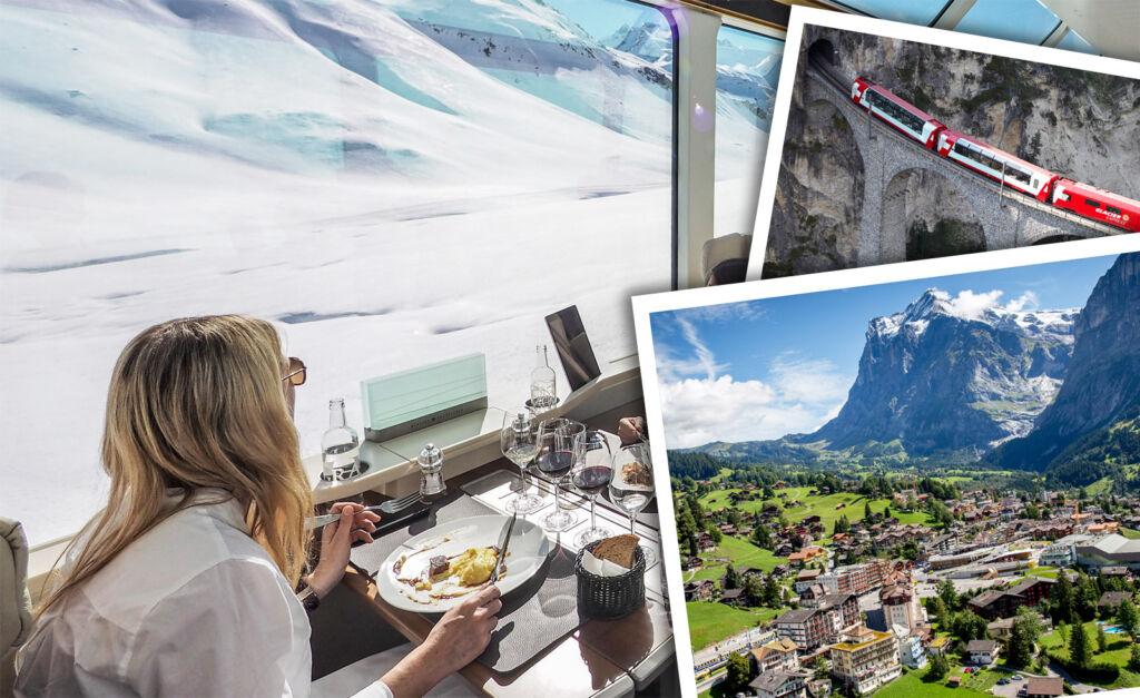 Grand Train Tour of Switzerland